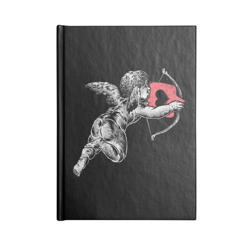 Contemporary Romance Accessories Lined Journal Notebook by saimen's Artist Shop
