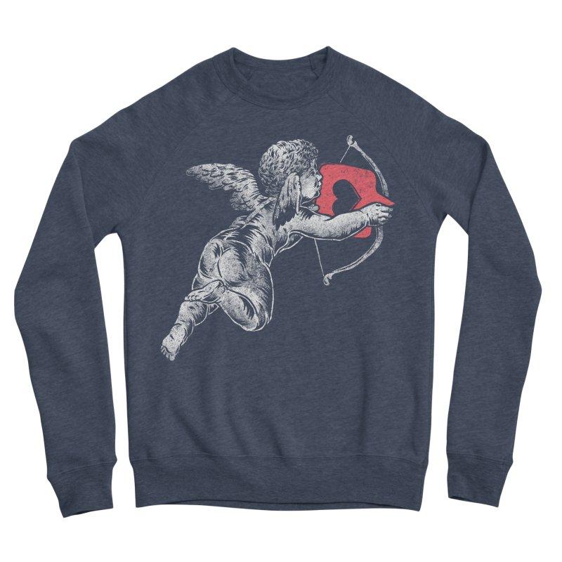 Contemporary Romance Men's Sponge Fleece Sweatshirt by saimen's Artist Shop