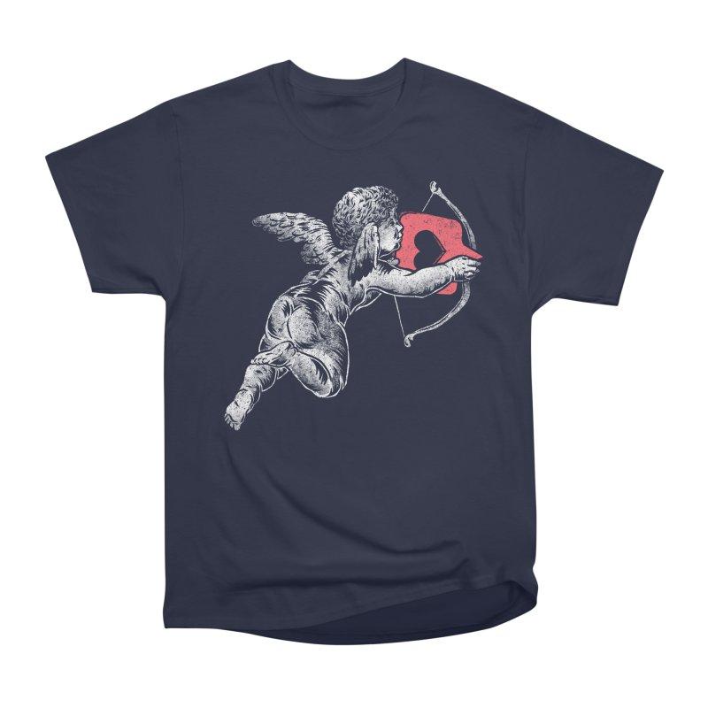 Contemporary Romance Men's Heavyweight T-Shirt by saimen's Artist Shop