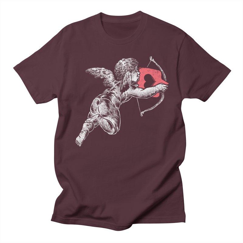 Contemporary Romance Women's Regular Unisex T-Shirt by saimen's Artist Shop
