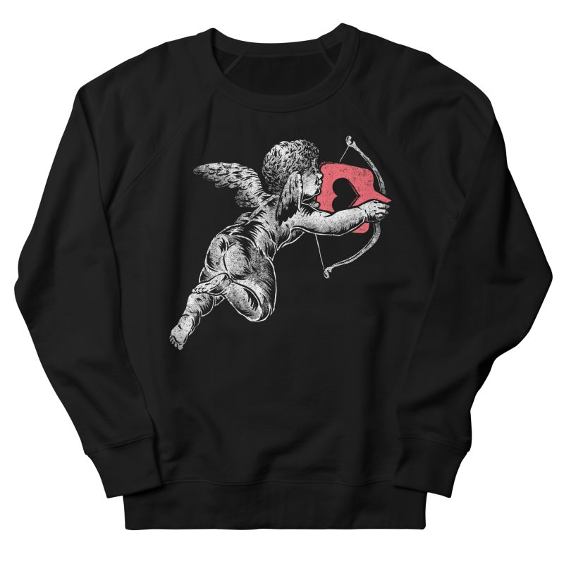 Contemporary Romance Men's French Terry Sweatshirt by saimen's Artist Shop