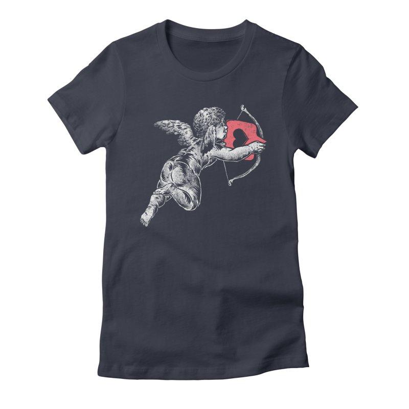 Contemporary Romance Women's T-Shirt by saimen's Artist Shop