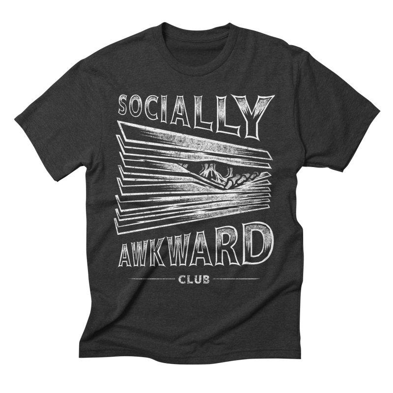 Socially Awkward Club Men's T-Shirt by saimen's Artist Shop