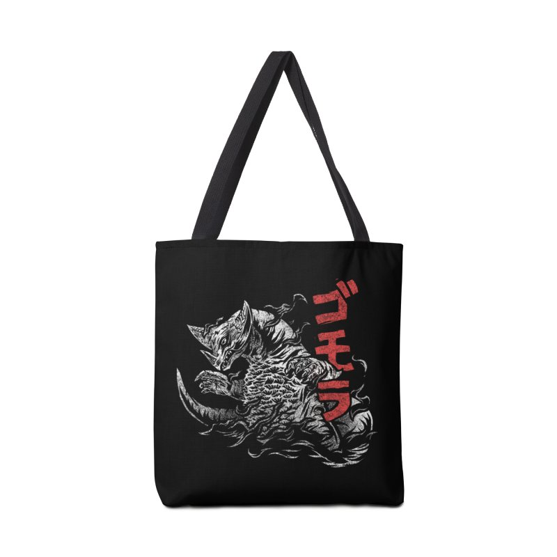 Gomora Accessories Tote Bag Bag by saimen's Artist Shop