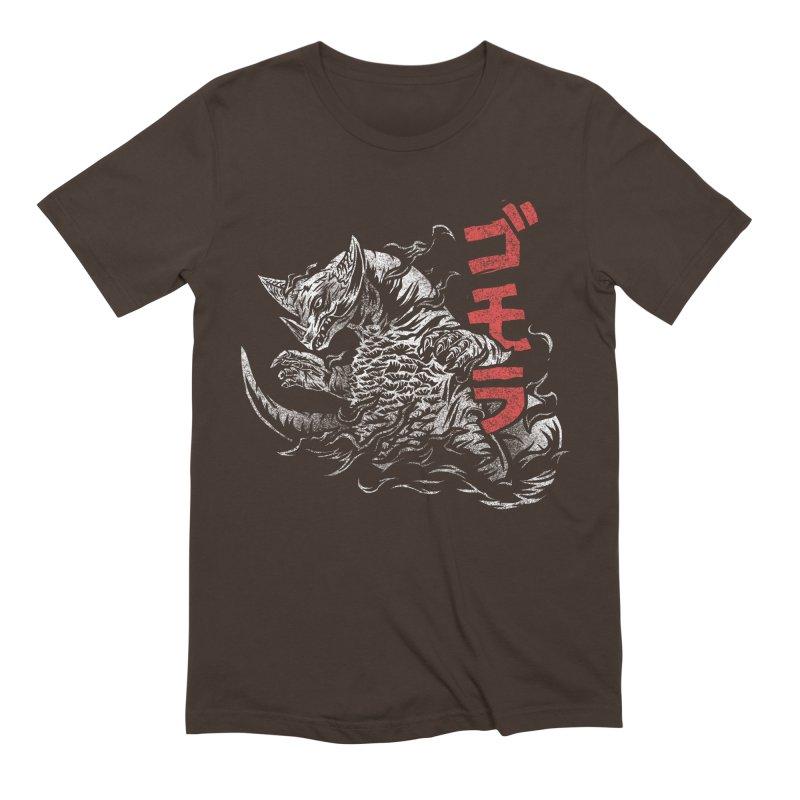 Gomora Men's Extra Soft T-Shirt by saimen's Artist Shop