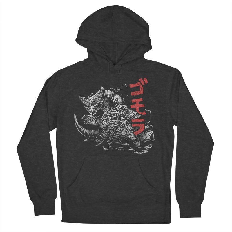 Gomora Men's French Terry Pullover Hoody by saimen's Artist Shop