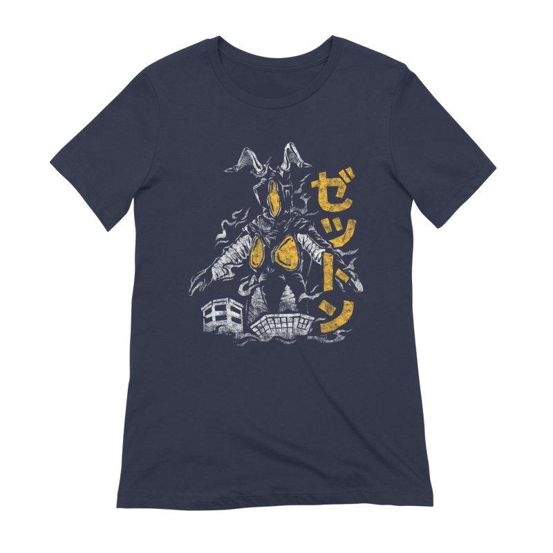 Zetton Women's Extra Soft T-Shirt by saimen's Artist Shop