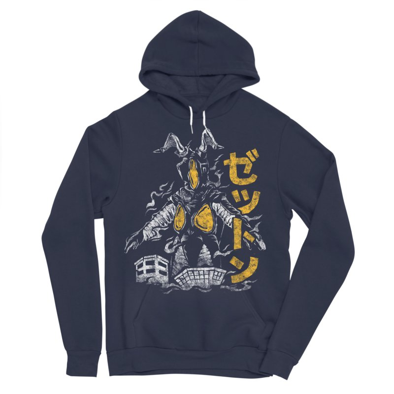 Zetton Men's Sponge Fleece Pullover Hoody by saimen's Artist Shop