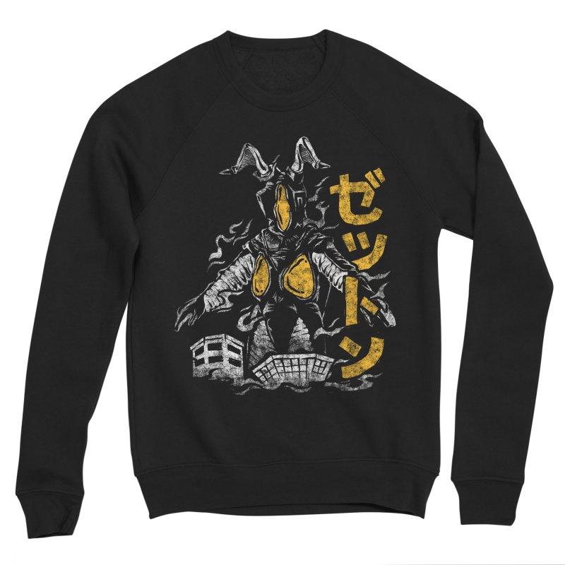 Zetton Men's Sponge Fleece Sweatshirt by saimen's Artist Shop