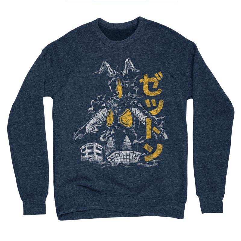 Zetton Women's Sponge Fleece Sweatshirt by saimen's Artist Shop