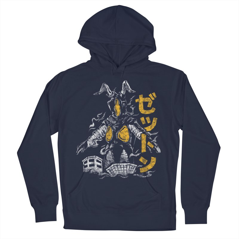 Zetton Men's French Terry Pullover Hoody by saimen's Artist Shop