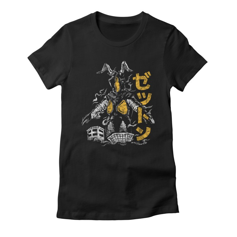 Zetton Women's Fitted T-Shirt by saimen's Artist Shop