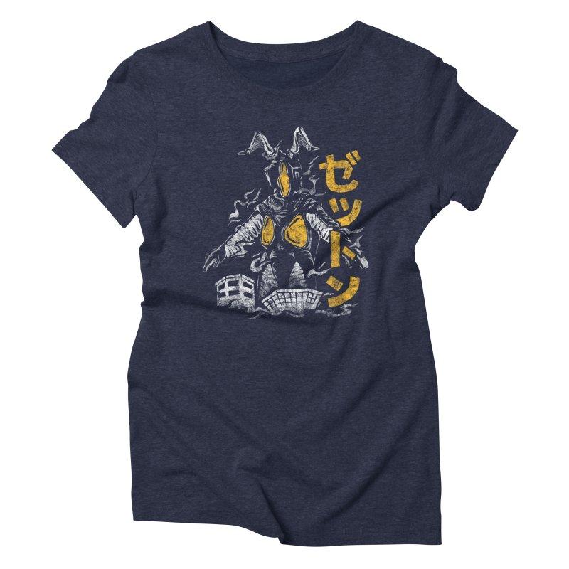 Zetton Women's Triblend T-Shirt by saimen's Artist Shop