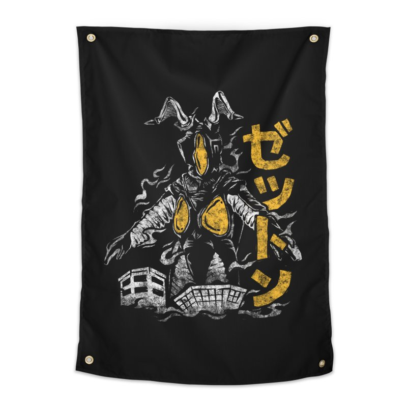 Zetton Home Tapestry by saimen's Artist Shop