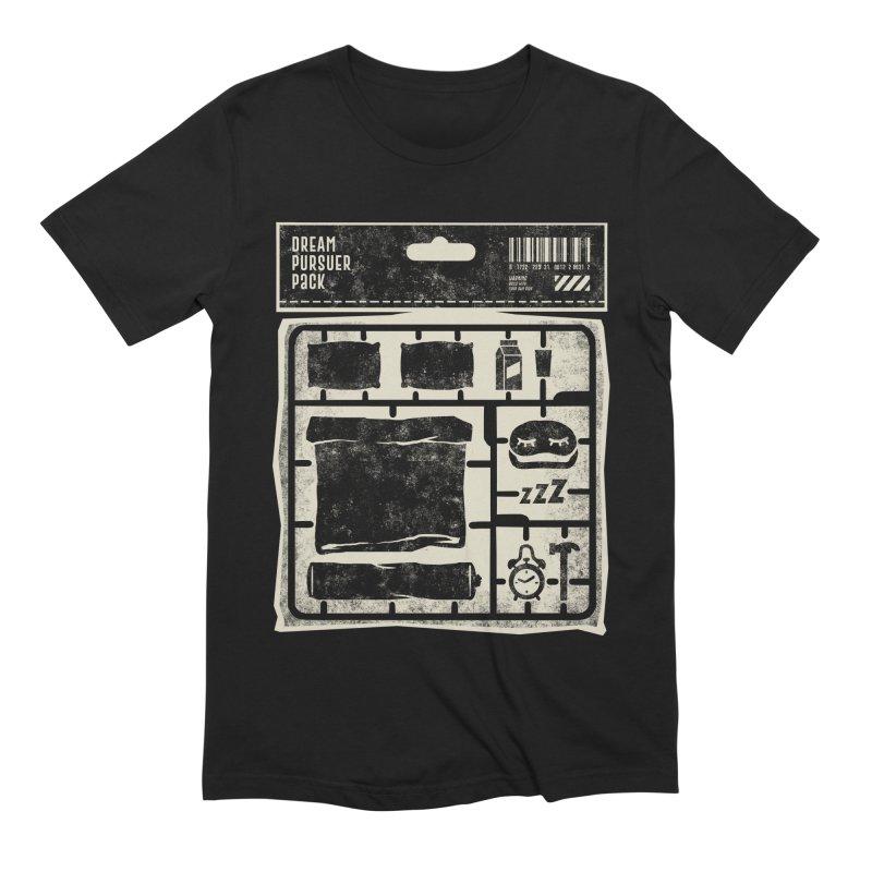 Dream Pursuer pack Men's Extra Soft T-Shirt by saimen's Artist Shop