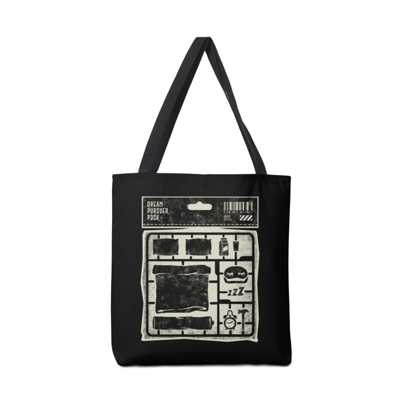 Dream Pursuer pack Accessories Tote Bag Bag by saimen's Artist Shop