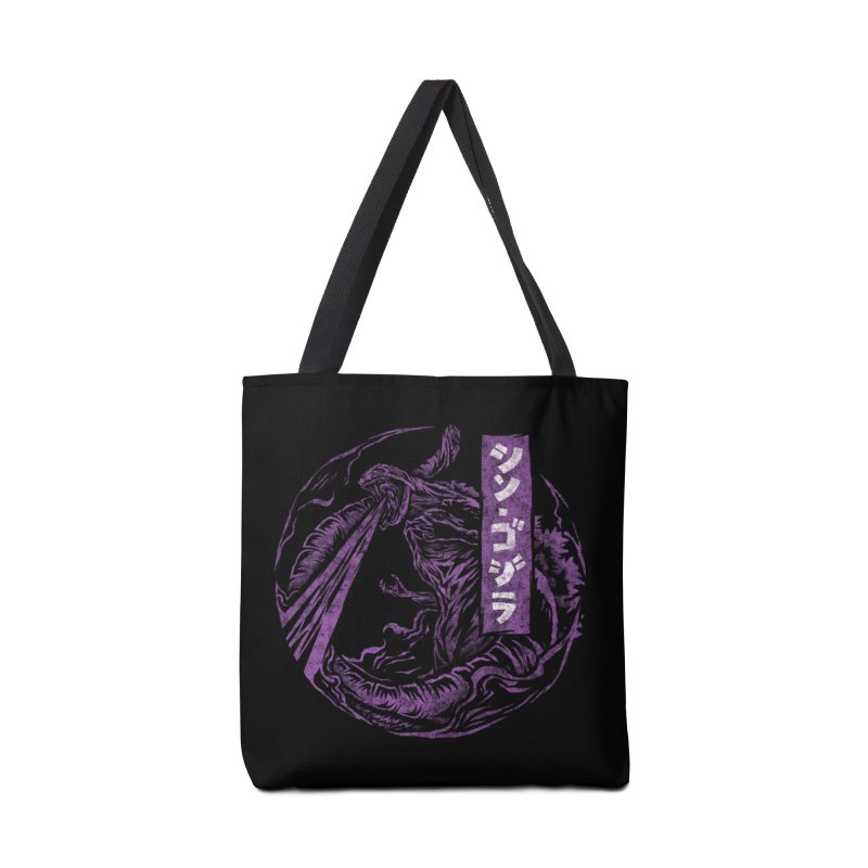 Shin Gojira Accessories Tote Bag Bag by saimen's Artist Shop