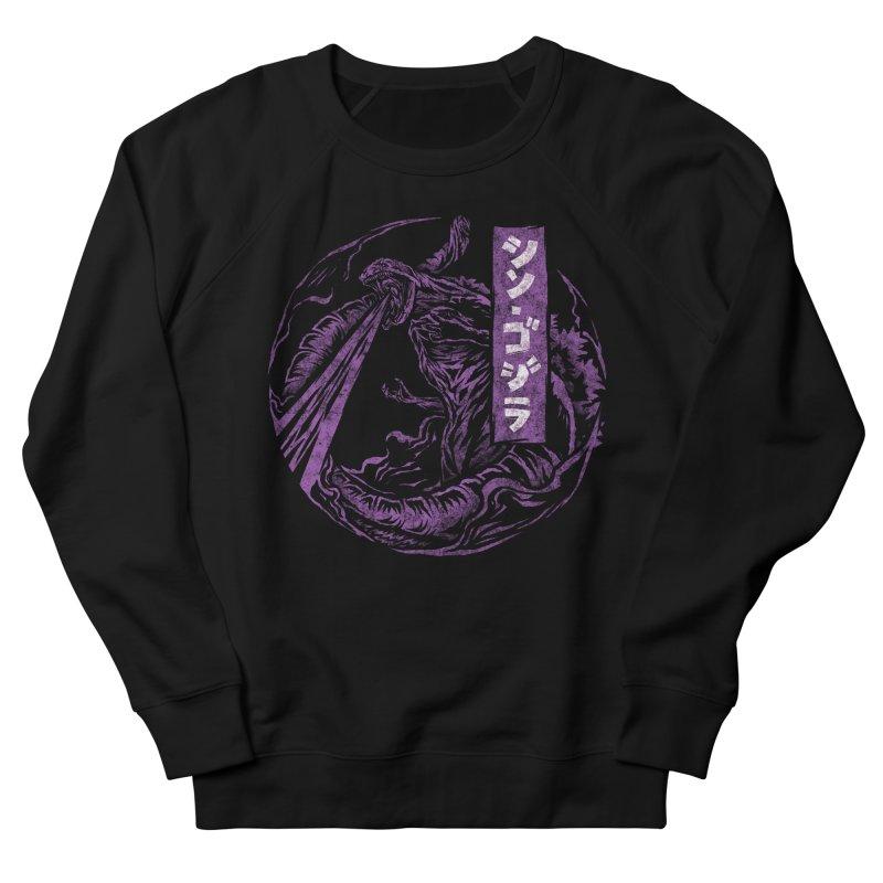 Shin Gojira Women's French Terry Sweatshirt by saimen's Artist Shop