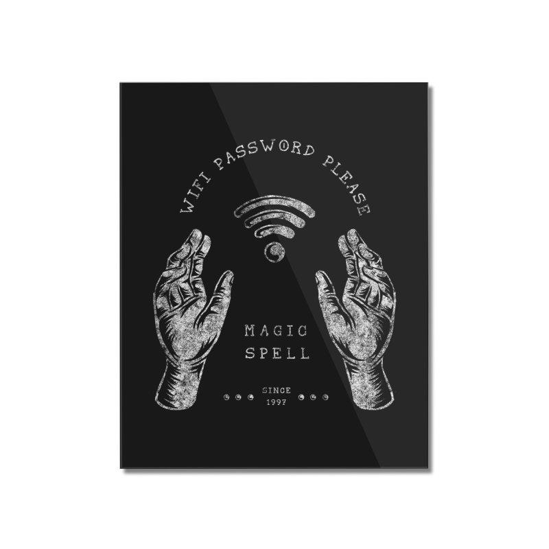 magic spell since 1997 Home Mounted Acrylic Print by saimen's Artist Shop