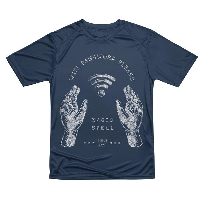 magic spell since 1997 Women's Performance Unisex T-Shirt by saimen's Artist Shop