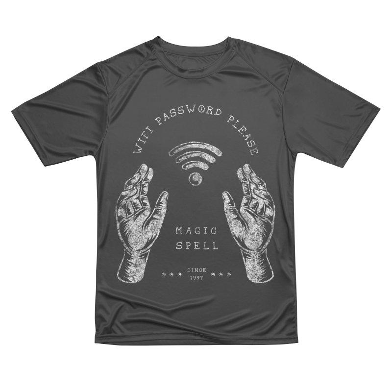 magic spell since 1997 Men's Performance T-Shirt by saimen's Artist Shop