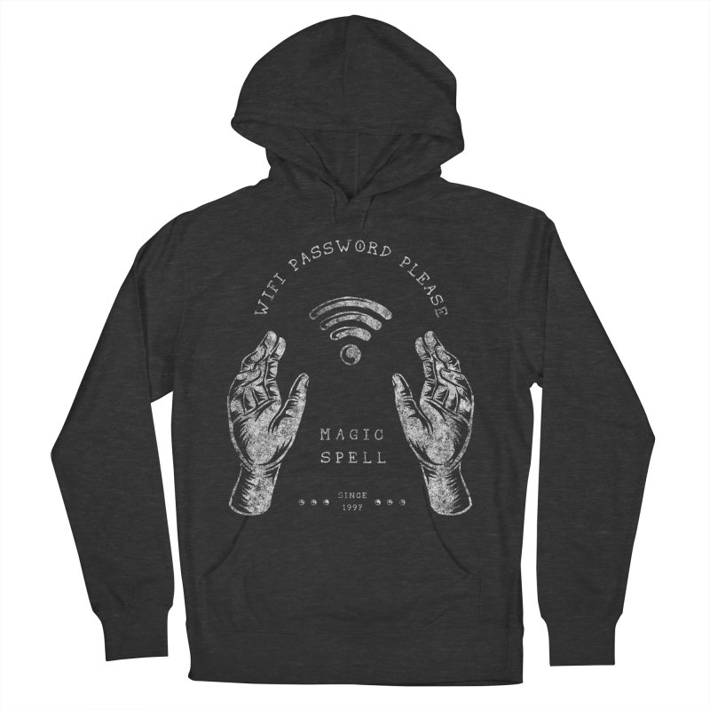 magic spell since 1997 Women's French Terry Pullover Hoody by saimen's Artist Shop
