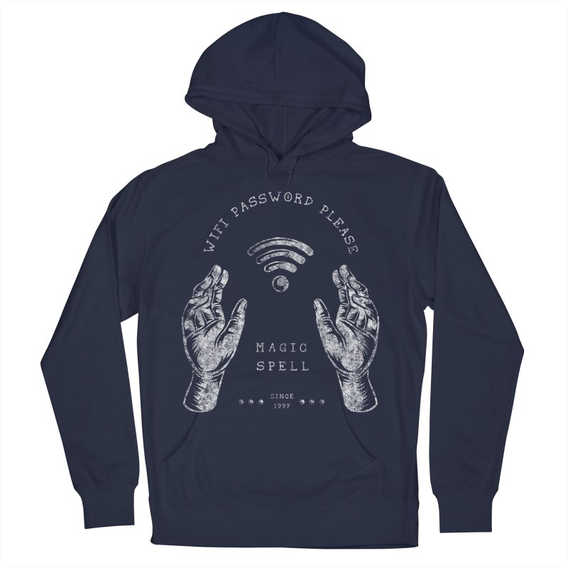 magic spell since 1997 Men's French Terry Pullover Hoody by saimen's Artist Shop