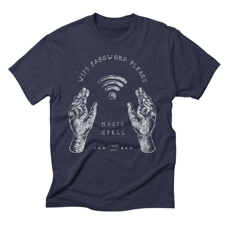 magic spell since 1997 Men's T-Shirt by saimen's Artist Shop