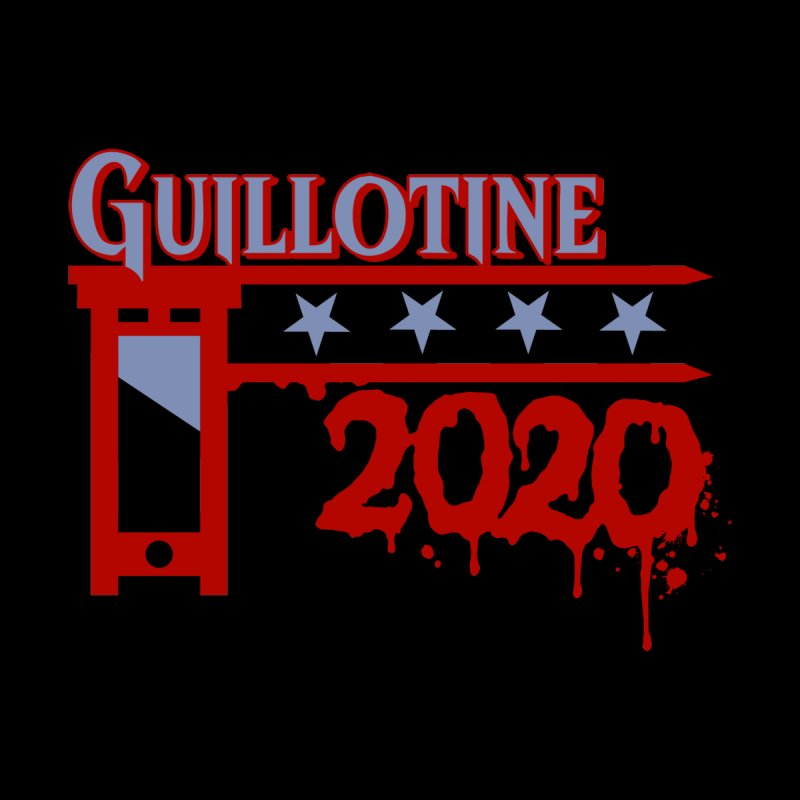 Guillotine 2020 Men's V-Neck by saintdevil's Artist Shop