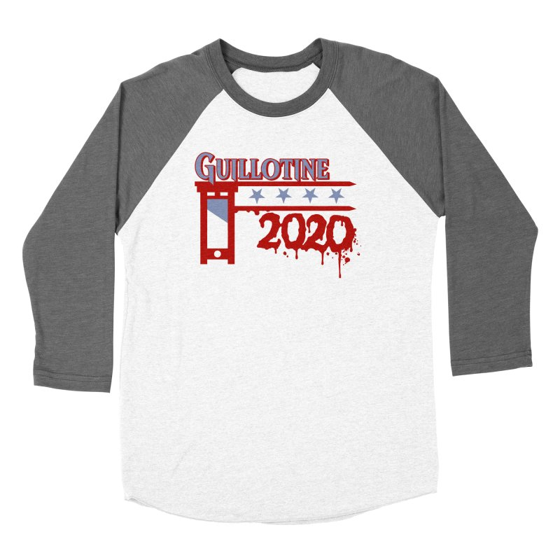 Guillotine 2020 Women's Longsleeve T-Shirt by saintdevil's Artist Shop