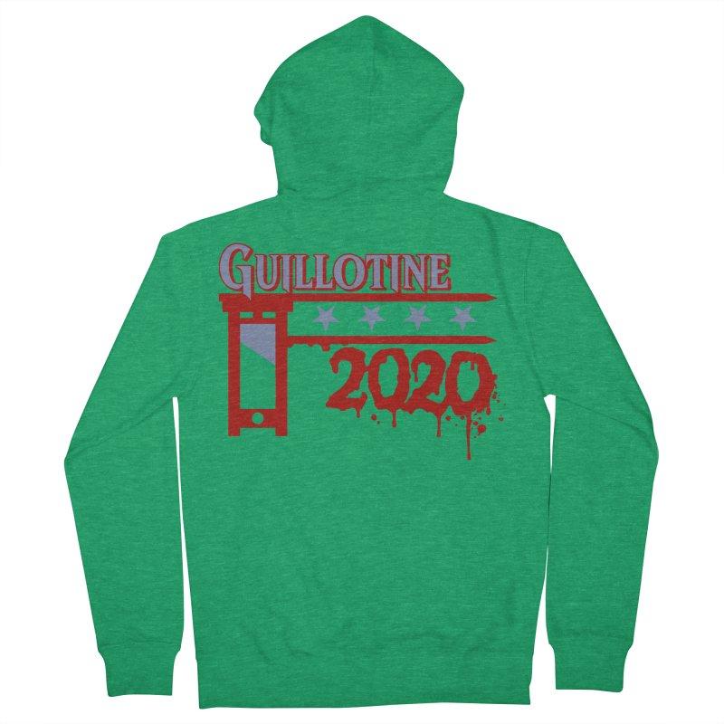 Guillotine 2020 Women's Zip-Up Hoody by saintdevil's Artist Shop
