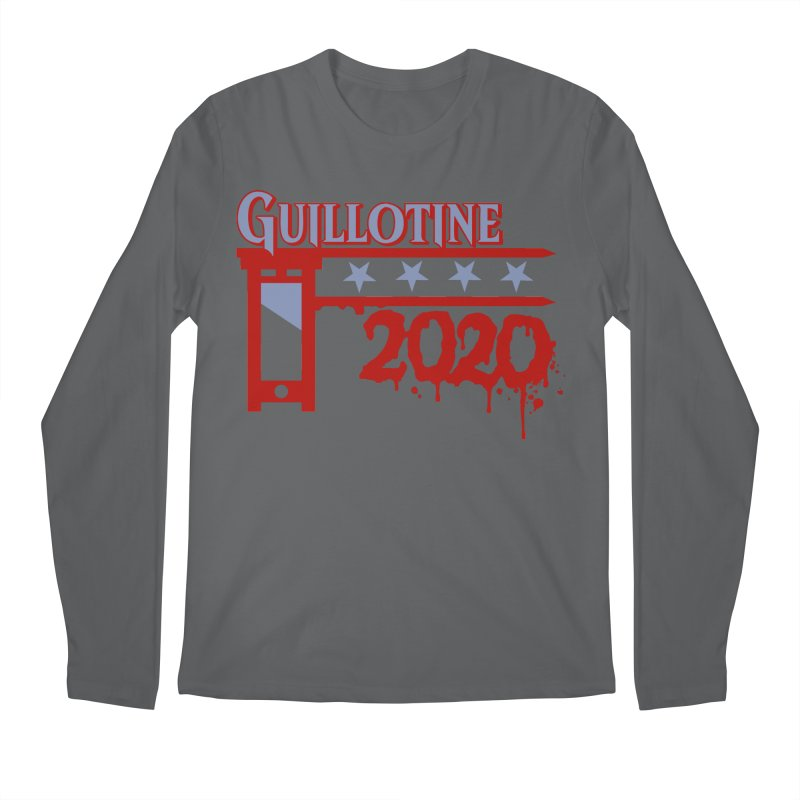 Guillotine 2020 Men's Longsleeve T-Shirt by saintdevil's Artist Shop