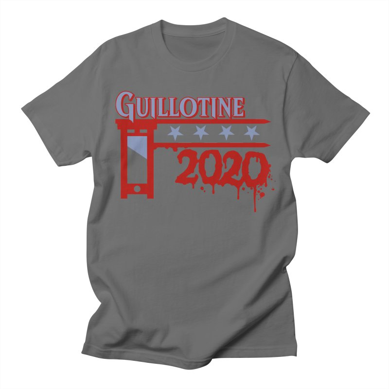 Guillotine 2020 Men's T-Shirt by saintdevil's Artist Shop