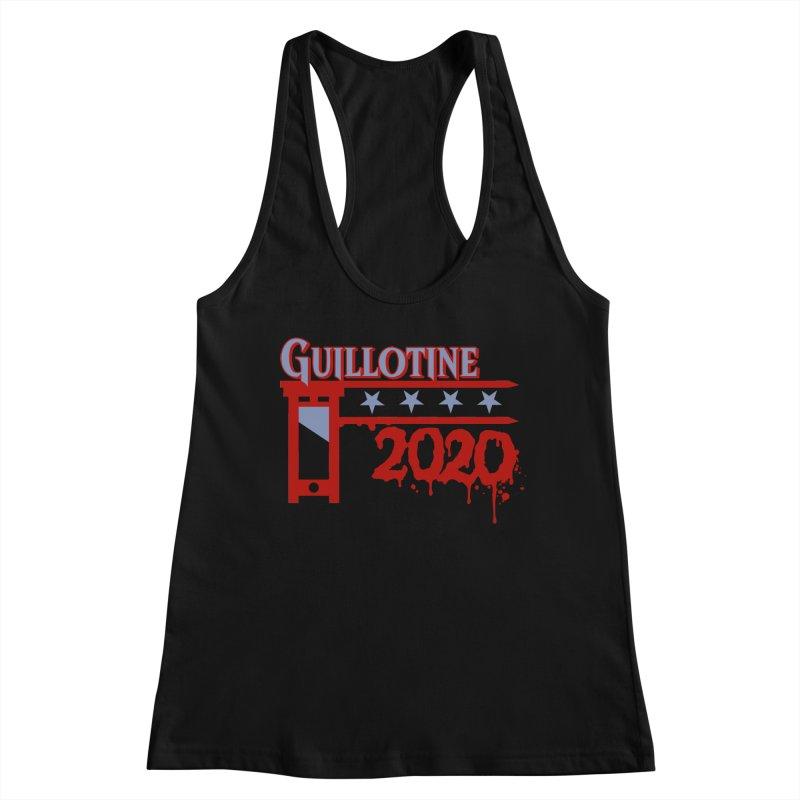 Guillotine 2020 Women's Tank by saintdevil's Artist Shop