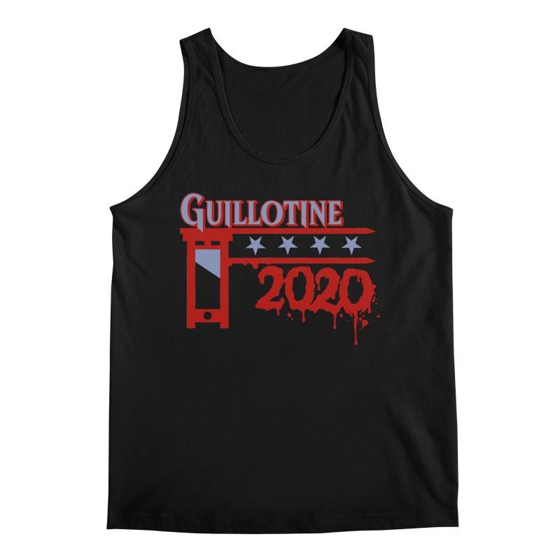 Guillotine 2020 Men's Tank by saintdevil's Artist Shop