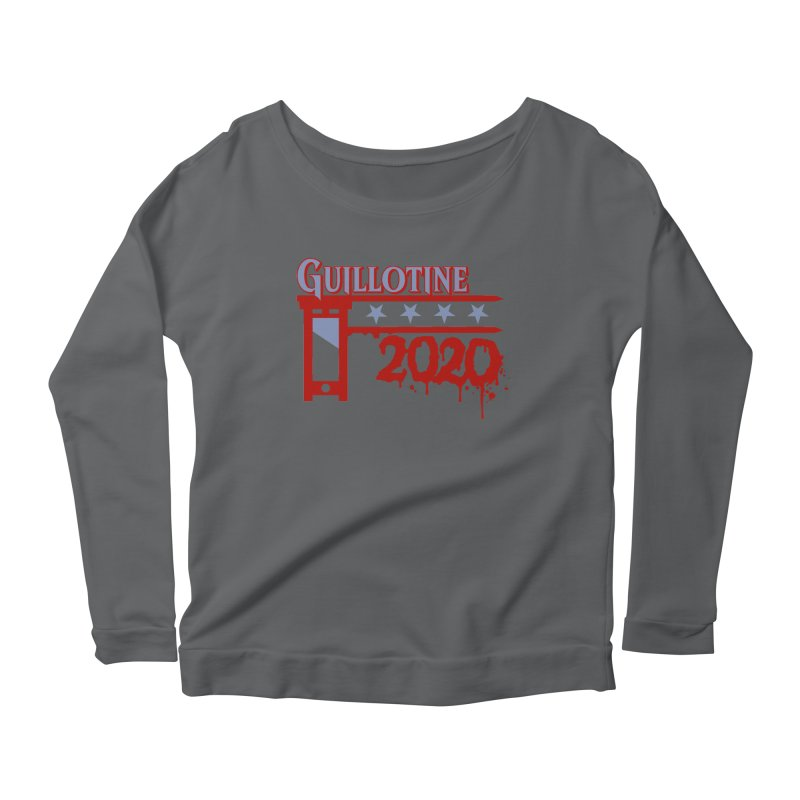 Guillotine 2020 Women's Longsleeve T-Shirt by saintdevil's Artist Shop