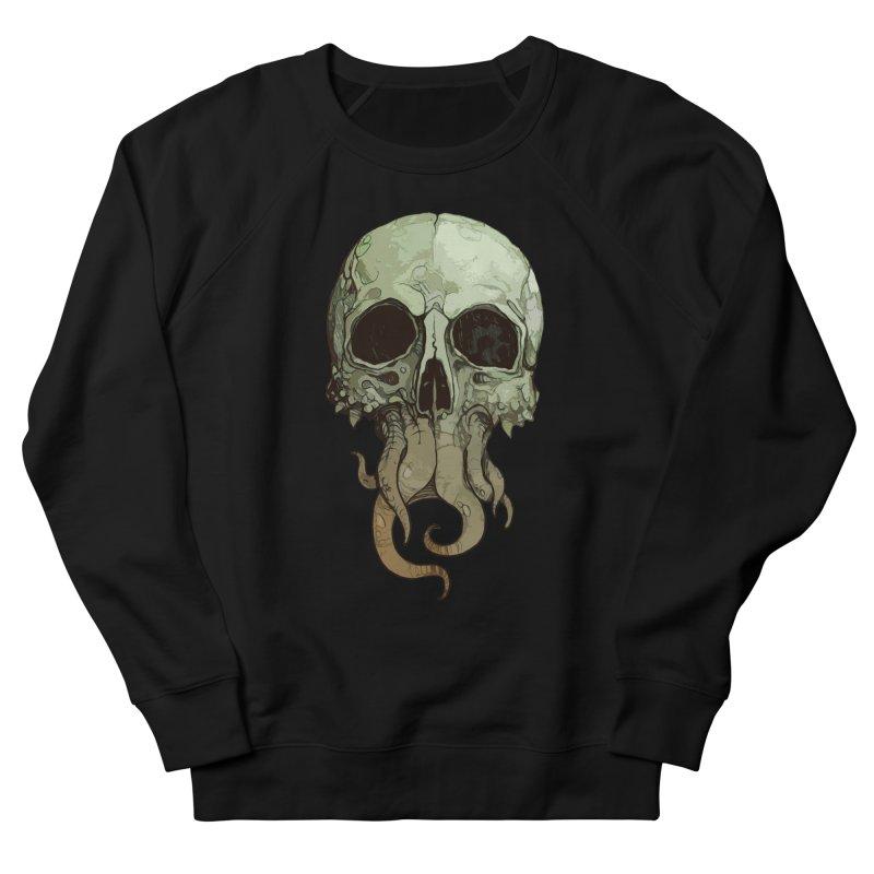 skull iii (cthulhu) Men's Sweatshirt by saintdevil's Artist Shop