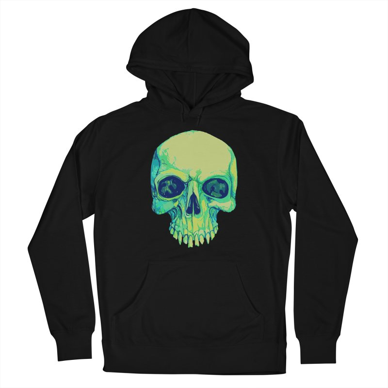 skull iv (skeletor) Men's Pullover Hoody by saintdevil's Artist Shop