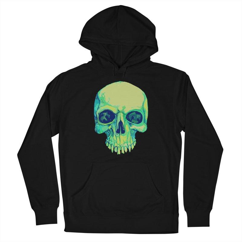 skull iv (skeletor) Women's Pullover Hoody by saintdevil's Artist Shop