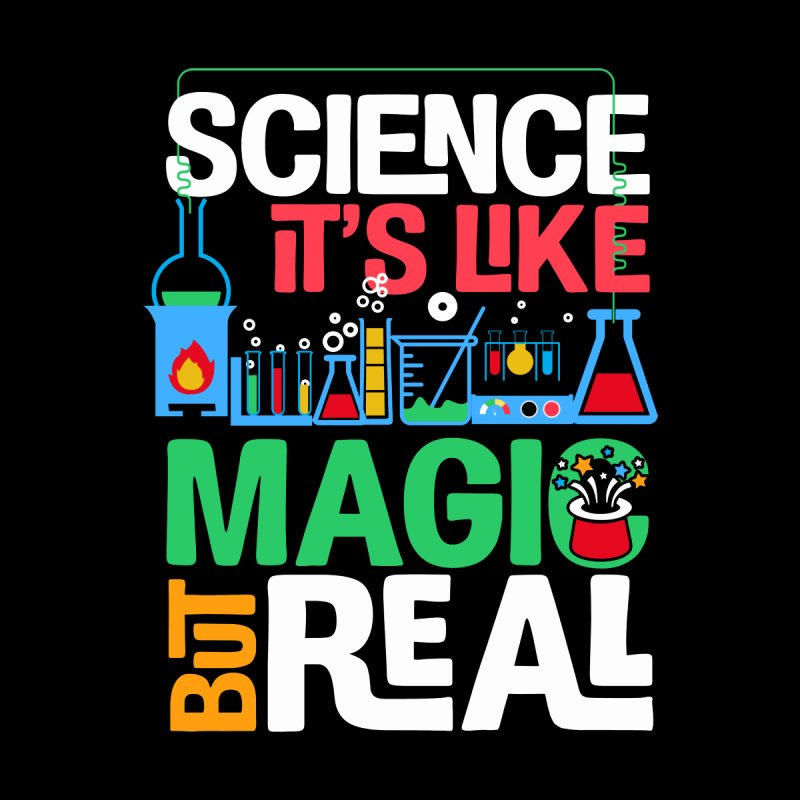 Science its like magic Women's Tank by Saksham Artist Shop