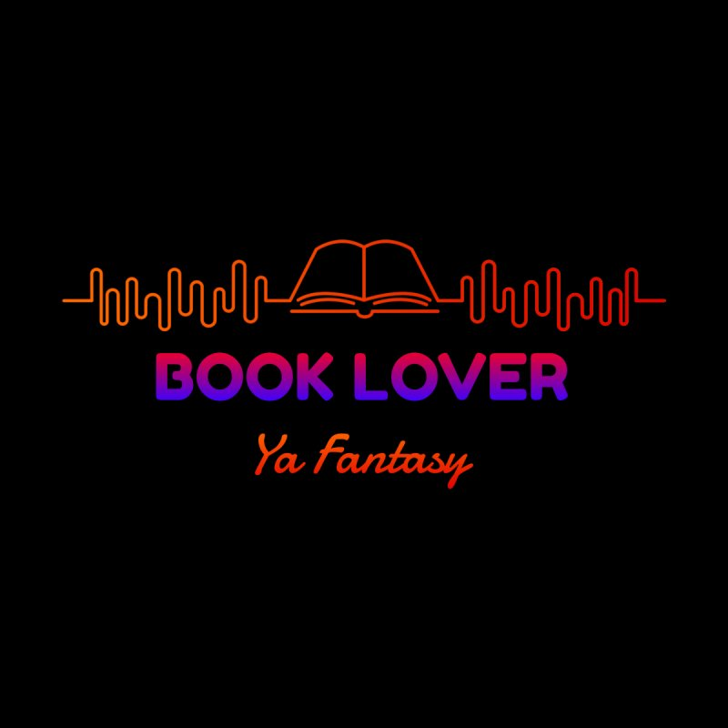 BOOK LOVER YA FANTASY Home Fine Art Print by Saksham Artist Shop