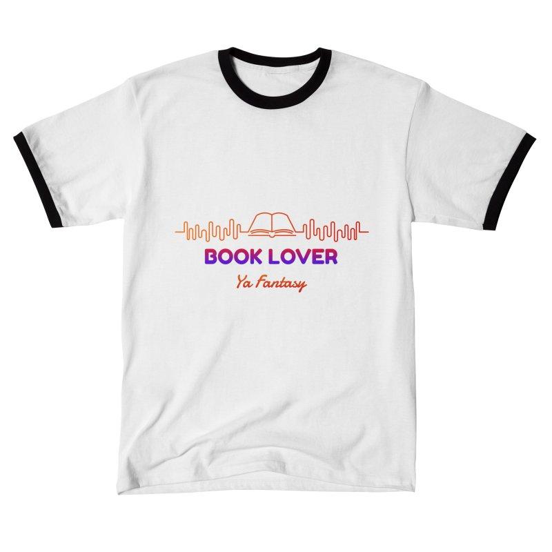 BOOK LOVER YA FANTASY Women's T-Shirt by Saksham Artist Shop