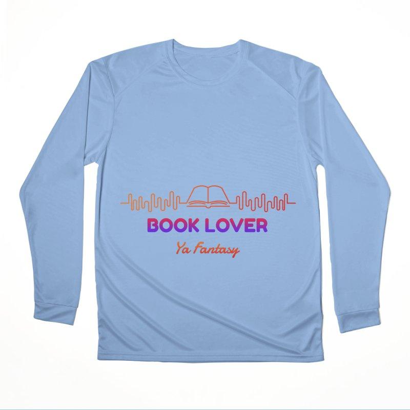 BOOK LOVER YA FANTASY Men's Longsleeve T-Shirt by Saksham Artist Shop