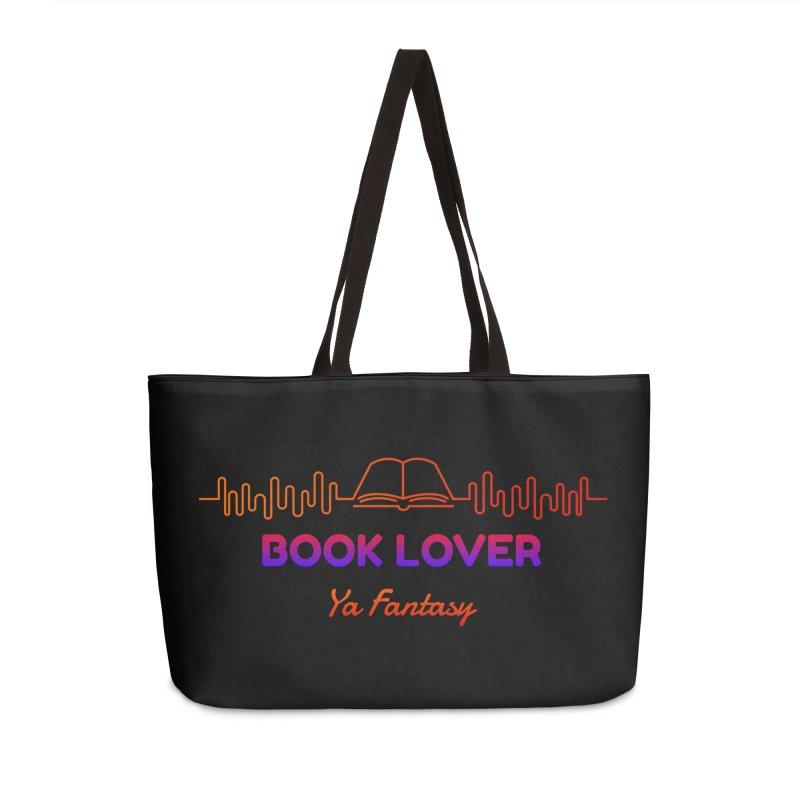 BOOK LOVER YA FANTASY Accessories Bag by Saksham Artist Shop
