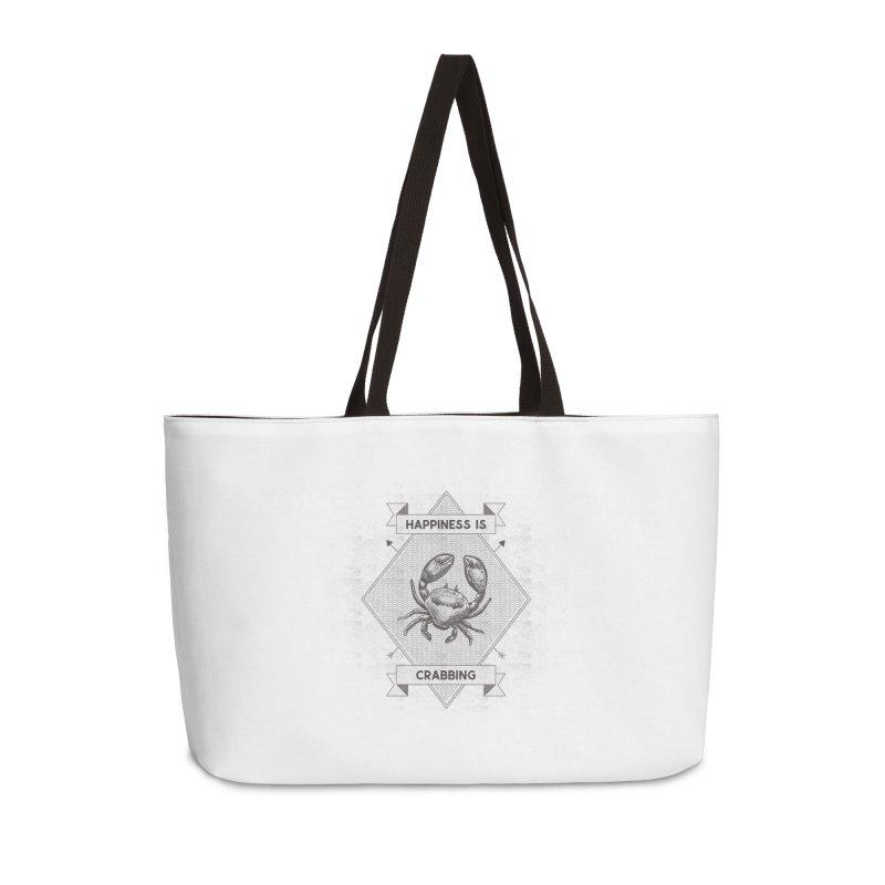 CRABBING Accessories Bag by Saksham Artist Shop