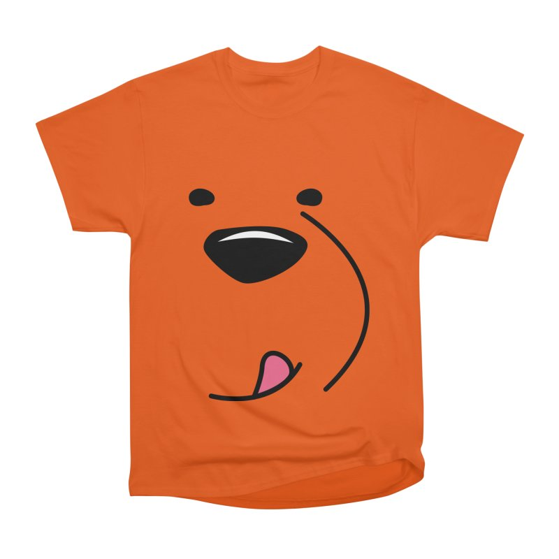 CUTE ICE BEAR FACE Women's T-Shirt by Saksham Artist Shop