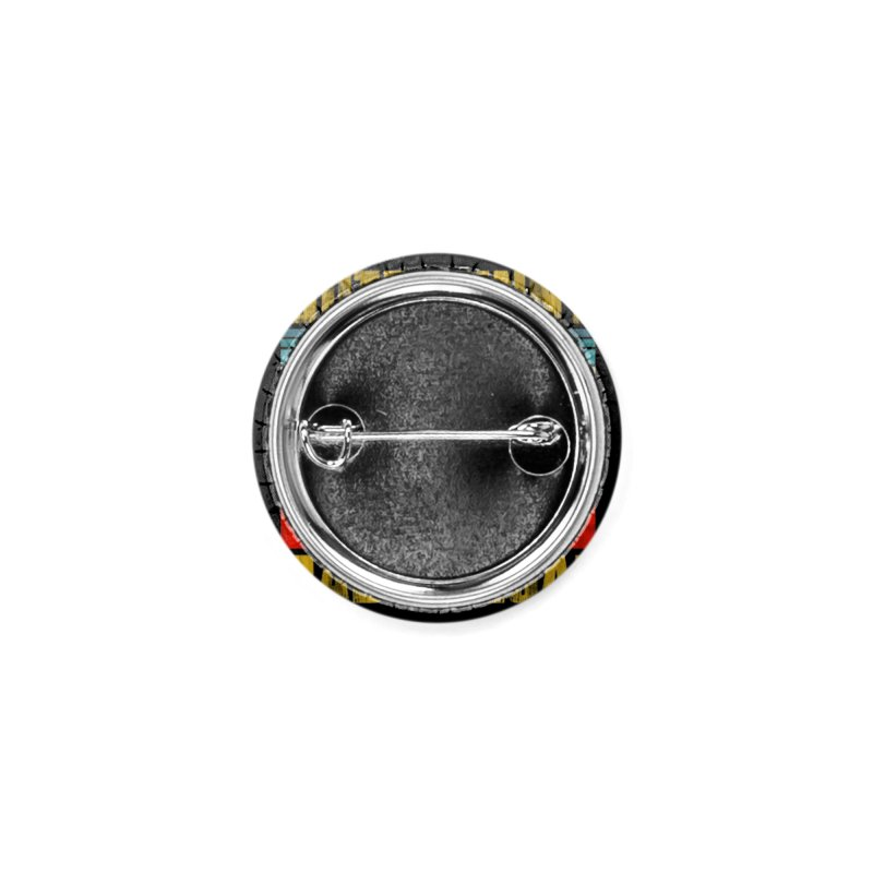CUTE BUNNY RABBIT LOAF Accessories Button by Saksham Artist Shop
