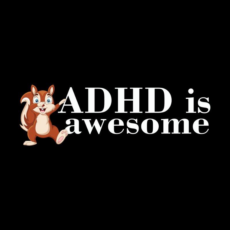 Adhd Is Awesome Accessories Sticker by Saksham Artist Shop