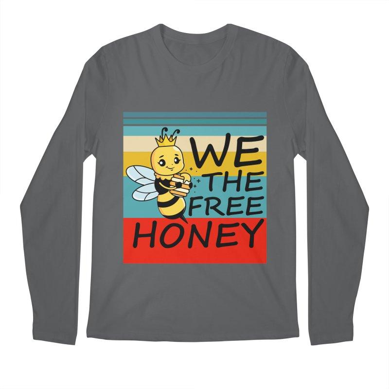 WE THE FREE HONEY Men's Longsleeve T-Shirt by Saksham Artist Shop