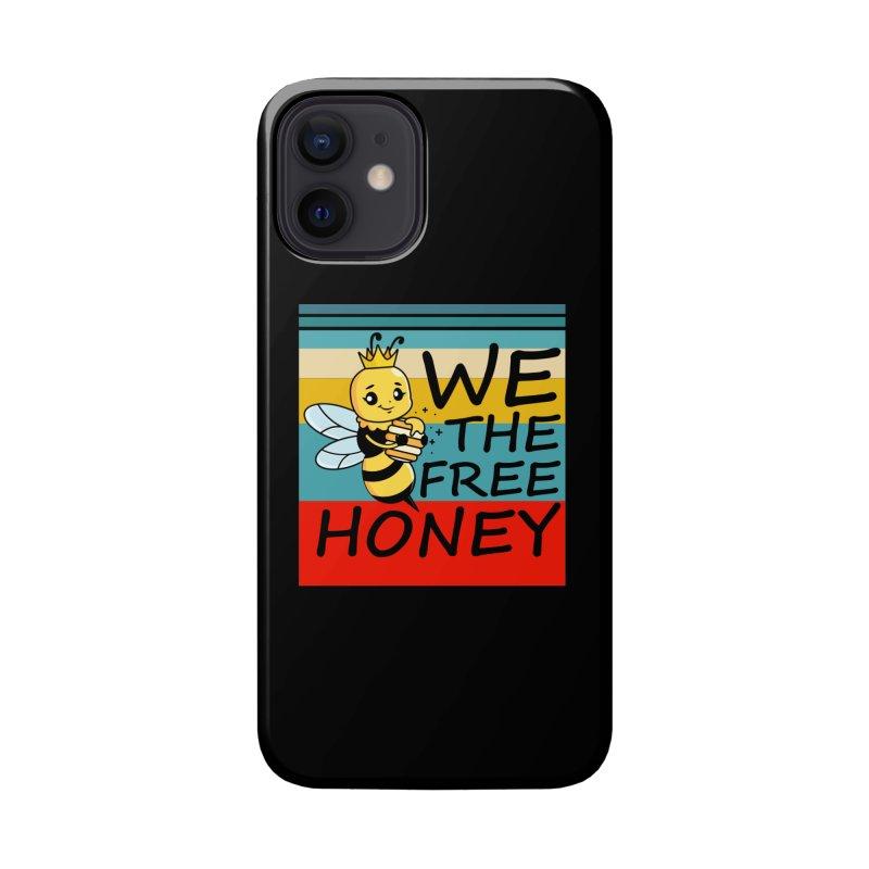 WE THE FREE HONEY Accessories Phone Case by Saksham Artist Shop
